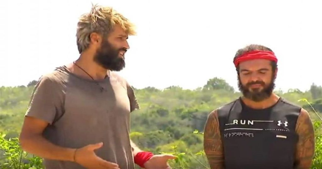 Survivor: Παππάς και Τζέιμς συμφώνησαν να βγουν από κοινού υποψήφιοι προς αποχώρηση!