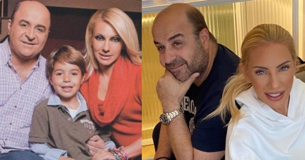 Χάρης Σεφερλής: Ο γιος του Μάρκου Σεφερλή και της Έλενας Τσαβαλιά μεγάλωσε και είναι ένας κούκλος