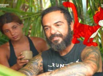 Survivor 4 – Ασημακόπουλος: «Ο Αλέξης Παππάς είναι ο Δρακουμέλ και ο Ντάφυ η ψιψινέλ»