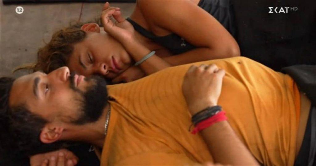 Survivor 4: Έπος! Ξεκίνησε το επεισόδιο με τραγούδι του Λιβάνη και πλάνα Μαριαλένας – Σάκη