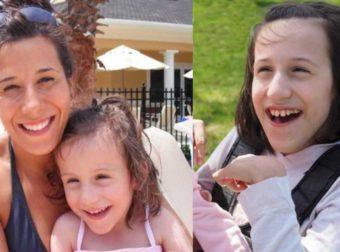 «Γέννησα ένα παιδί με αναπηρίες και ο άντρας μου με παράτησε μόλις το είδε. Έμεινα μόνη αλλά τα κατάφερα!»