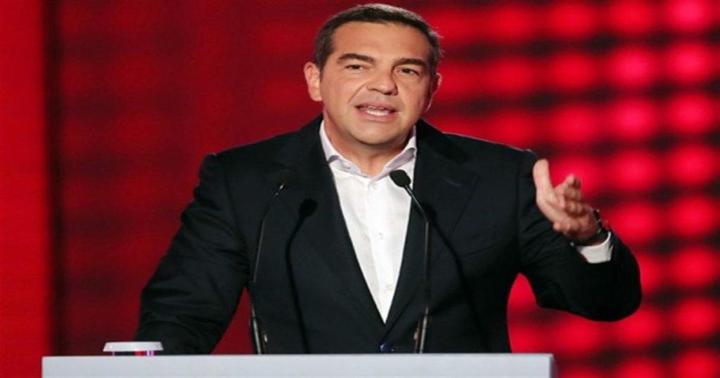 ΔΕΘ: Ο Αλέξης Τσίπρας ζήτησε… με τρόπο εκλογές