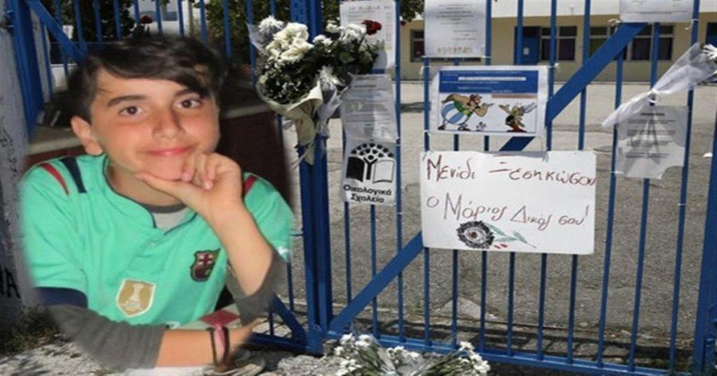 Κράτος ανάλγητο: Γυρίζει την πλάτη στην οικογένεια του μικρού Μάριου από το Μενίδι