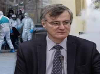 Συναγερμός από τον Σωτήρη Τσιόδρα για την μετάλλαξη «Δέλτα»: «Θα χρειαστούμε τρία-τέσσερα χρόνια…»