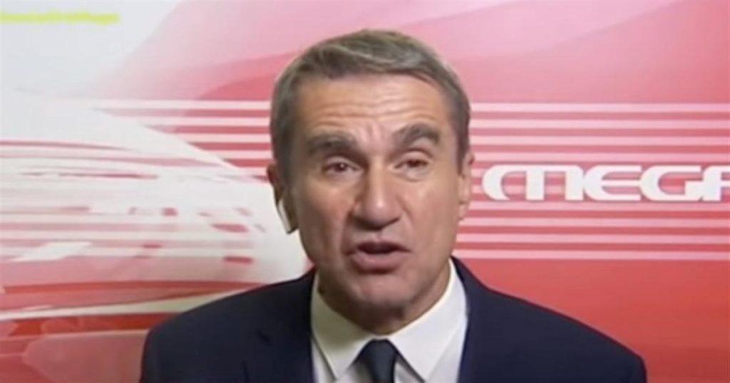 Ανδρέας Λοβέρδος: «Εαν εκλεγώ το πρωί, το βράδυ το κόμμα θα λέγεται ΠΑΣΟΚ»